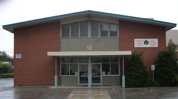 The Polish Hall, 80 Ann Str. London, Ontario, 2011