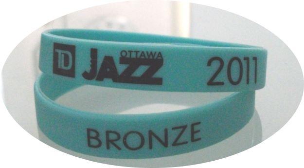 Jazzfest Bracelests 2011