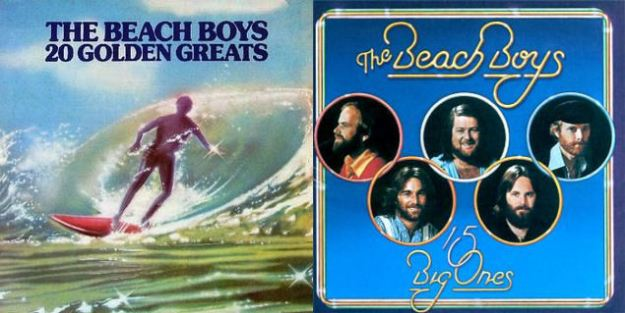 The Beach Boys 1976 20 Golden Greats 15 Big Ones VariousArtists