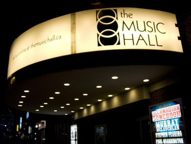Danforth music Hall Toronto Star 2010