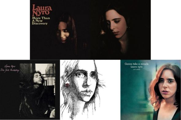 Laura LPs 1st 5 albums variousartists