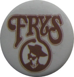 Frys Fryfogle's Badge London Ontario Bar 1970s