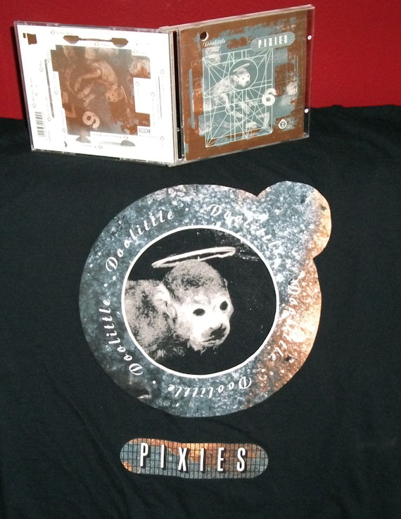 CDandTshirt