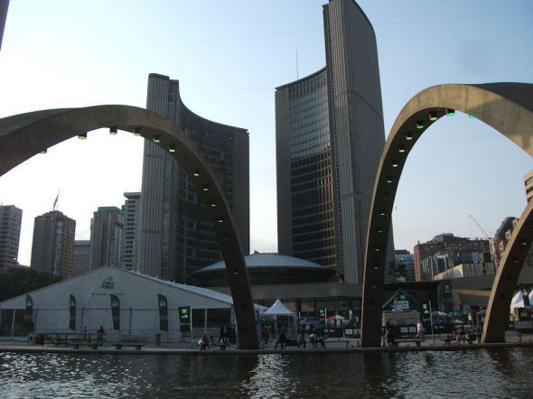 Toronto City Hall Day BLOG