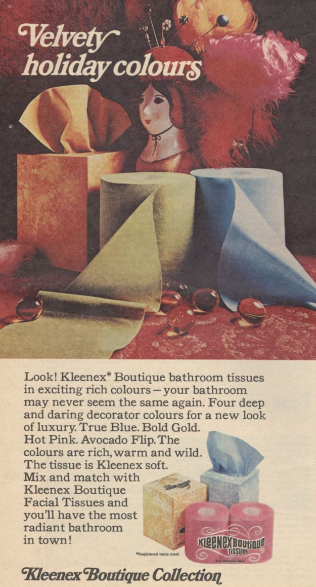 CanMag Dec 69 Kleenex Holiday Colours BLOG