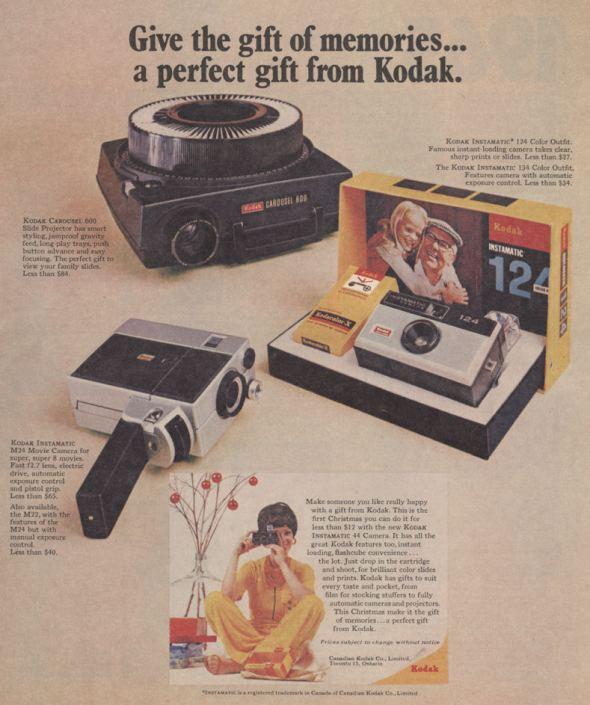CanMag Dec 69 Kodak Products BLOG