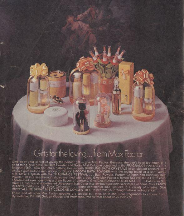 CanMag Dec 69 Max Factor Master