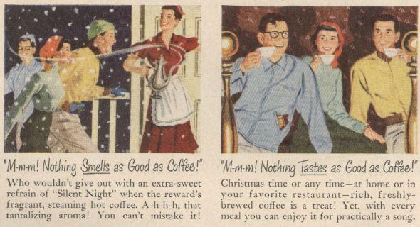 Life Dec 50 Coffee Sing Pretty DETAIL BLOG