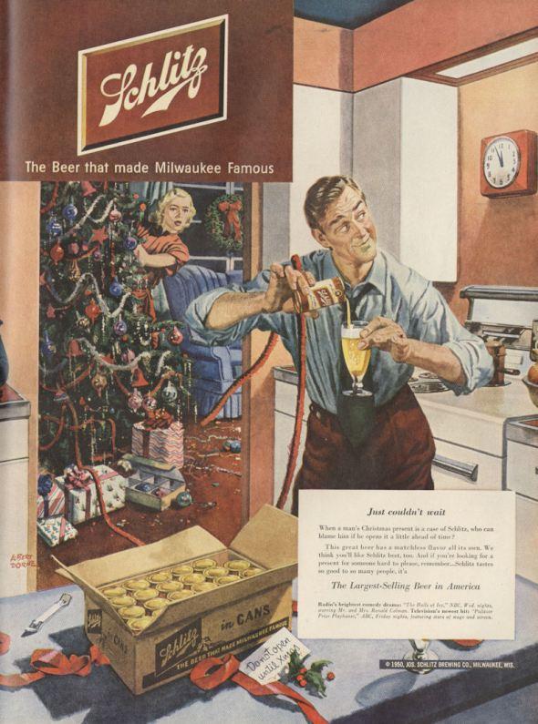 Life Dec 50 Schlitz Cant Wait BLOG