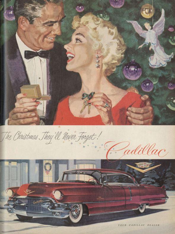 Life Dec 55 Caddilac BLOG