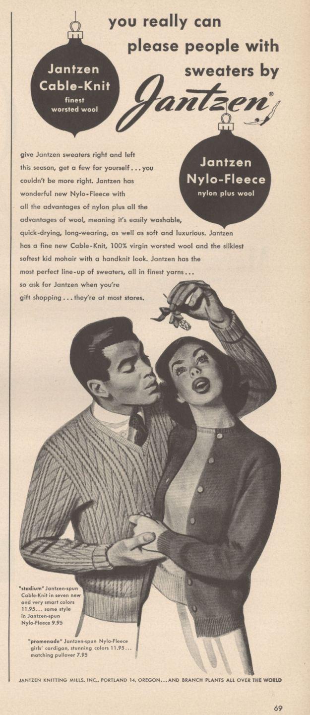Life Nov 49 Jantzen Sweaters BLOG