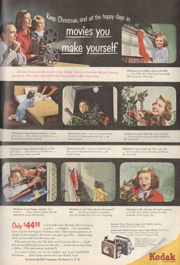 Life Nov 51 Kodak Film Yrself BLOG