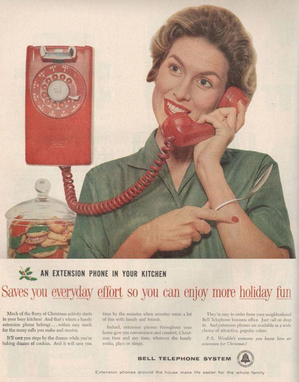 Life Nov 59 Bell Red Phone BLOG