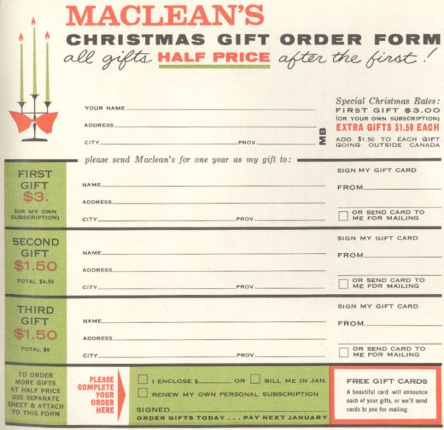 Macleans Dec 62 Sub Ad Form BLOG