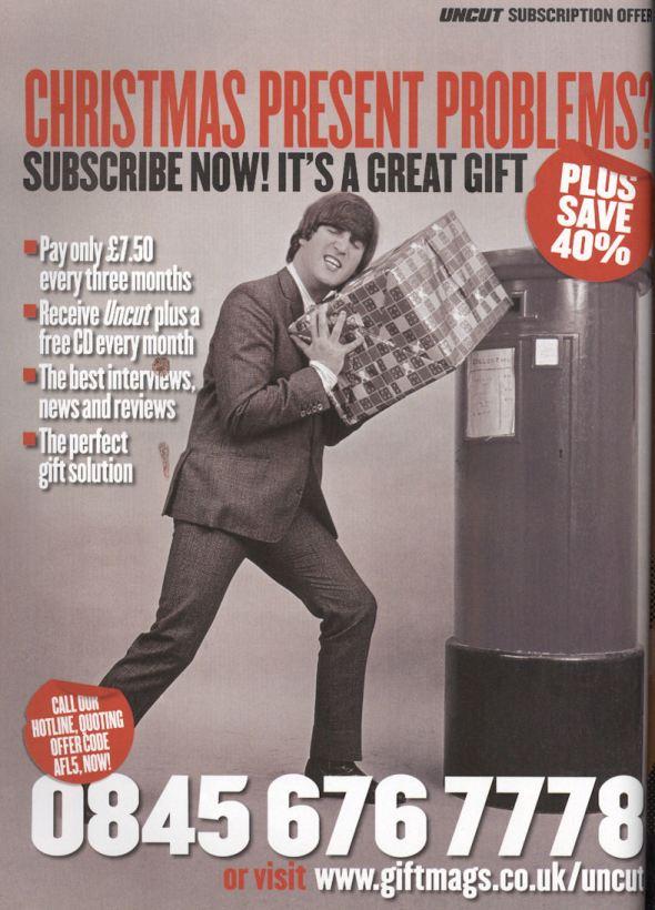 Uncut Dec05 Lennon Subscription BLOG