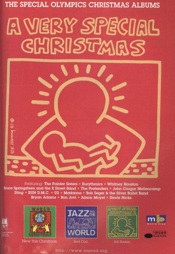 Vanity Fair Dec 96 Very Special Xmas BLOG