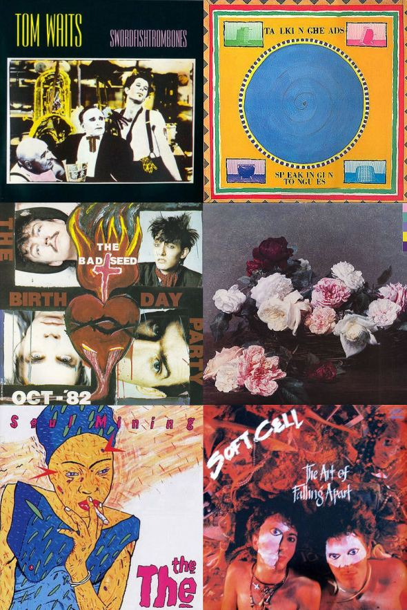 6 LPs 1983