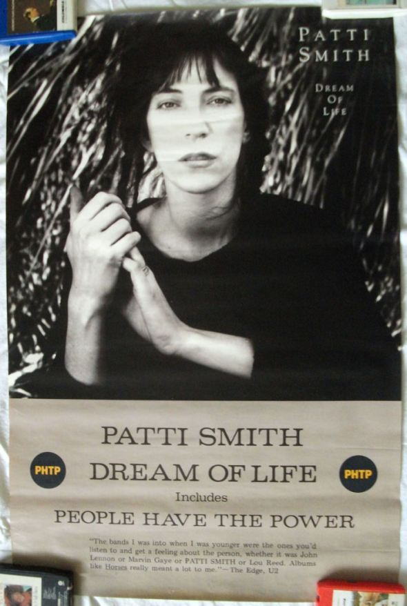 BLOGP PattiSmith
