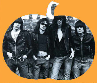 VA Halloween Listening Ramones