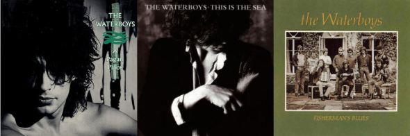 Waterboys Pagan Place This Is the Sea Fisherman's Blues VariousArtists