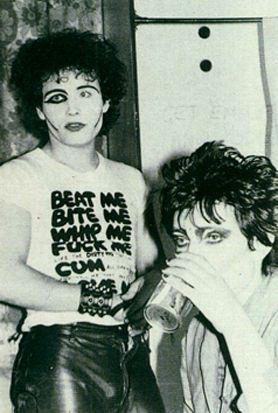 AdamAnt Siouxsie