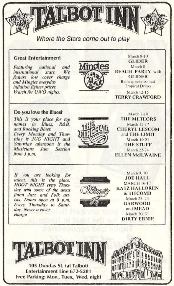 BLOG UB40 March 7 1984 CentHall Program Pg3