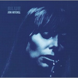Joni Mitchell Blue