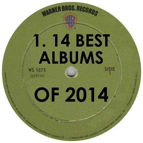 VA 14 Best Albums of 2014