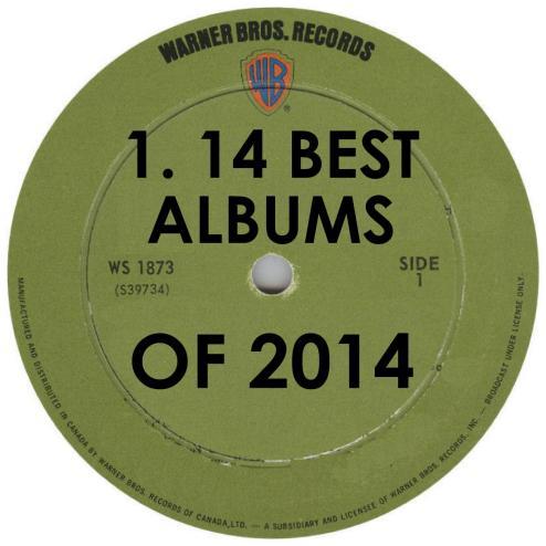 VA 14 Best Albums of 2014