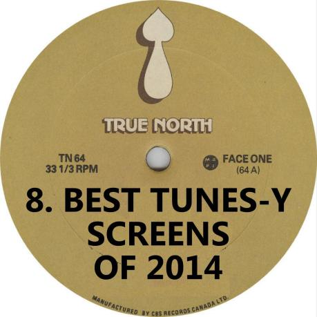 VA Best Tunesy Screens of 2014 True North Records Label
