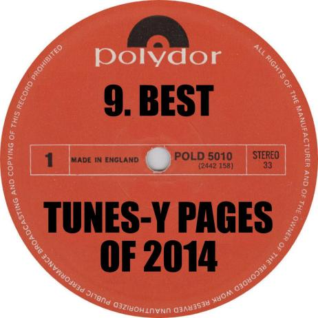 VA Best Tunesy Pages of 2014 Polydor Records Label