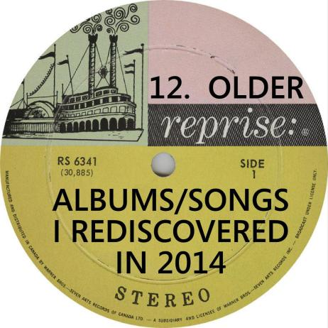 VA Discoveries Reprise Records Label