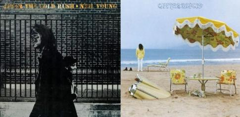 Neil Young After The Goldrush On The Beach