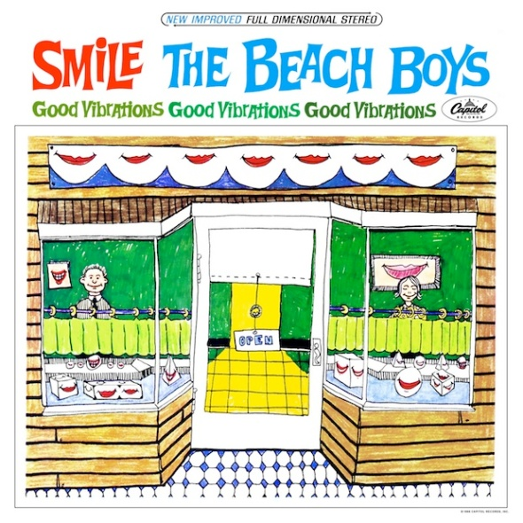 BeachBoys SmileSessionsCover