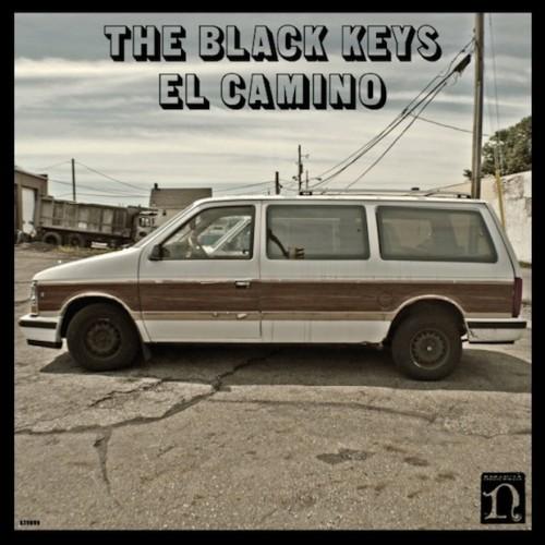 BlackKeys ElCaminoCover