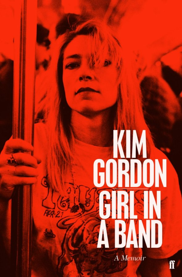 Kim Gordon Girl In A Band