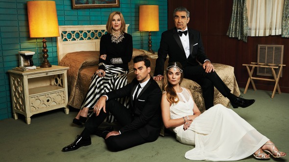 Schitt's Creek Family