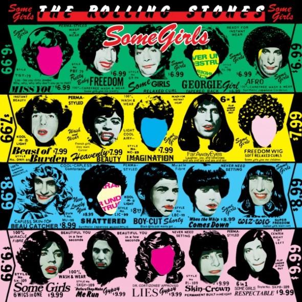 Some Girls Rolling Stones 2011 Reissue BEST