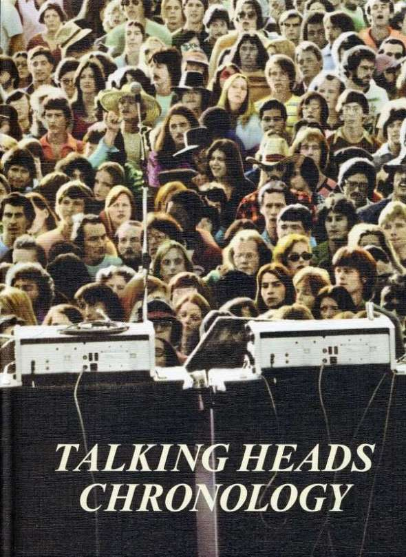TalkingHeads ChronCover