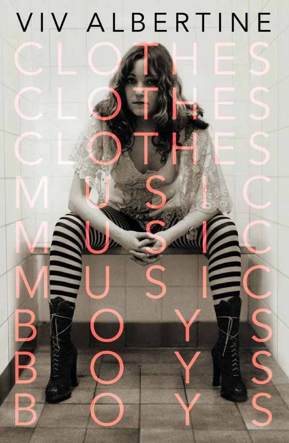 Viv Albertine Book Cover